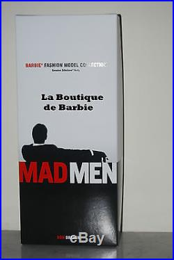 Mad Men Don Draper, Bfmc Mad Men Dolls Collection, Silkstone Barbie, 2010, R4536