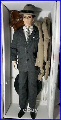 Mad Men Don Draper Silkstone Doll Barbie Fashion Model Collection No. R4536