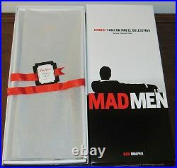 Mad Men Don Draper Silkstone Ken Barbie #R4536 NRFB 2010 Gold Label