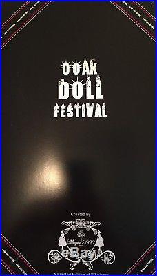 Magia 2000 Silkstone OOAK Doll Festival NRFB