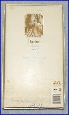 Mattel 2000 Silkstone Barbie Fashion Model, Delphine Limited Edition