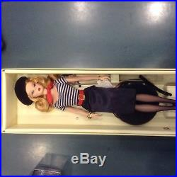 Mattel 2008 Silkstone The Artist Gold Label Fashion Model Barbie Doll