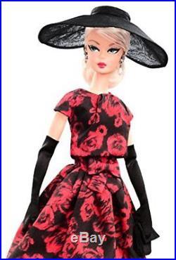 Mattel Barbie Elegant Rose Cocktail Dress Doll