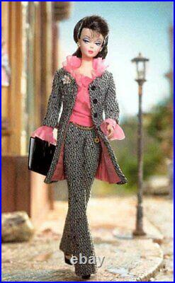 Mattel Barbie Fashion Model Collection A Model Life Giftset Silkstone 2002