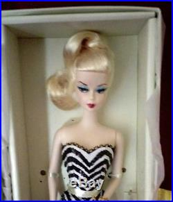 Mattel Barbie Fashion Model Collection Debut Silkstone Barbie Doll NRFB