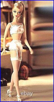 Mattel Barbie Fashion Model Collection lingerie Blonde ponytail #1 Silkstone