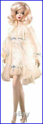 Mattel Barbie Fashion Model Series DOLL Silkstone GOLD LABEL THE INGENUE Unused