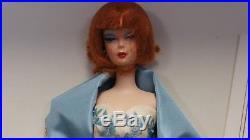 Mattel Barbie Silkstone Fashion Model Provencale Dressed Doll Redhead Mib