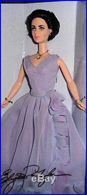 Mattel Elizabeth Taylor White Diamonds Doll Barbie Special Ed. Timeless