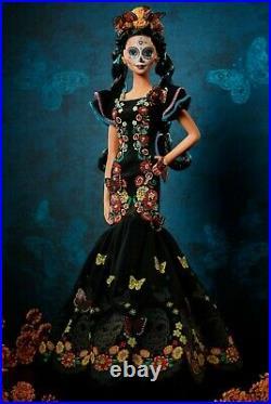Mattel FXD52 Barbie Dia De Los Muertos(Day of The Dead) Doll 2019