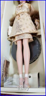 Mattel Fashion Model Collection Je Ne Sais Quoi BarbieGold label 2008 unused
