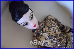 Mattel Luciana Silkstone Barbie Doll With Classic Italian Design Fashion
