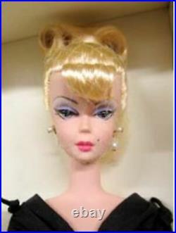 Mattel Smart Blond Barbie Doll 2003 Gold Label Silkstone Collection B8687