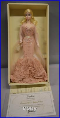 MattelSilkstone Barbie Fashion Model Collection 2013 Mermaid Gown Gold label