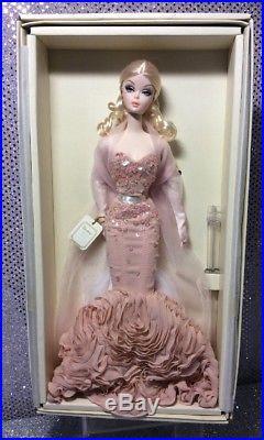 Mermaid Gown Silkstone Barbie Doll 2011 Fashion Model X8254 Gold Label Mint Nrfb