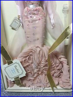 Mermaid Gown Silkstone Barbie Doll 2012 Gold Label X8254 Mint