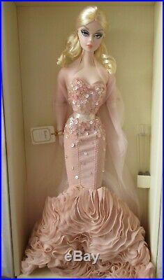 Mermaid Gown Silkstone Barbie NRFB Mint Mattel Stock # X8254
