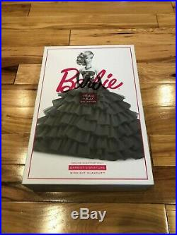Midnight Glamour Barbie Signature Silkstone Fashion Model 2017 FRN96 NRFB MINT