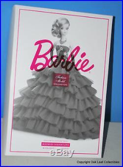 Midnight Glamour Silkstone Fashion Model Barbie Doll 2018
