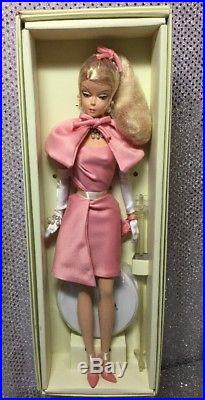 Movie Mixer Silkstone Barbie Doll 2007 Gold Label K7963 Mint Nrfb