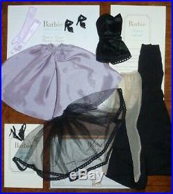 NEW 2000 Silkstone Barbie Doll Dusk to Dawn Giftset Fashion