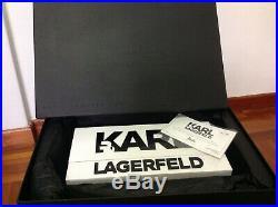 NEW 2014 Karl Lagerfeld Barbie Platinum Label Doll 233 of 999 Original Packaging