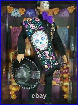 NEW 2021 Ken Dia De Muertos (Day of The Dead) Confirmed Preorder