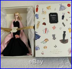 NEW Barbie 2009 Stunning in the Spotlight Silkstone Gold Label Doll Robert Best