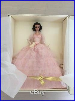 NEW Barbie Collectors Doll In The Pink Silkstone Collectible Fashion Model Rare