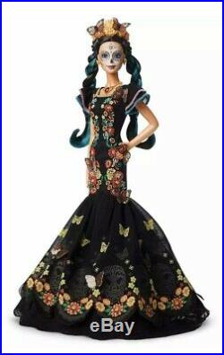 NEW Barbie Dia De Los Muertos (Day of The Dead) Doll IN HAND FREE SHIP