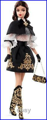 NEW Mattel DULCISSIMA SILKSTONE Barbie BFMC Gold Label Russian Doll Mint NRFB