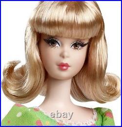 NIGHTY BRIGHTS FRANCIE GIFTSET 2011 Silkstone Gold Lbl BFC Barbie V0457 NRFB
