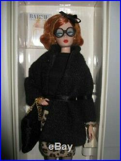 NRFB 2000 FAO Schwarz Silkstone Barbie Fashion Editor