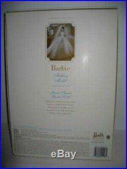 NRFB 2001 Gold Label Silkstone Fashion Model Barbie Doll Maria Therese
