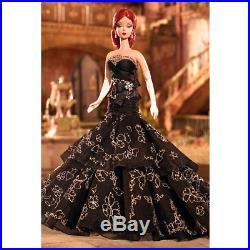 NRFB 2006 Barbie Dahlia Silkstone Platinum Label Doll Robert Best in shipper box