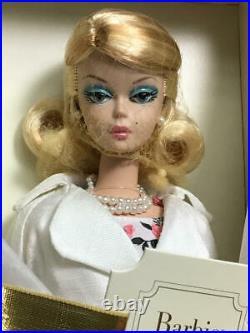 NRFB 2006 Gold Label Silkstone Barbie Fan Club Doll K7939 Hollywood Bound