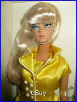NRFB 2010 Silkstone Fashion Model Barbie Palm Beach Honey