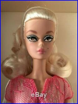 NRFB 2016 NBDCC Barbie Silkstone Convention dressed doll Platinum Label