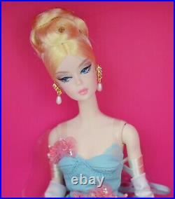 NRFB BARBIE The Gala's Best LAST SILKSTONE Doll Fashion Model Collection BFMC