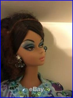 NRFB Barbie PALM BEACH BREEZE Fashion Model Silkstone Mattel