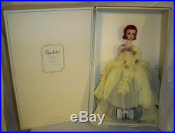 NRFB Silkstone Gala Gown Barbie By Robert Best Gold Label Doll Fashion Models