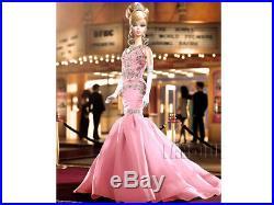 NRFMB The Pink Soiree Silkstone Barbie Platinum Label LE999 RARE HTF