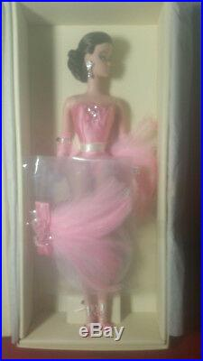New 2008 The Showgirl Barbie Fashion Model Silkstone Nrfb! Free Shipping