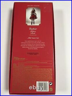 New 2011 Russian Mila Silkstone Barbie-Fashion Model Collection-Gold Label