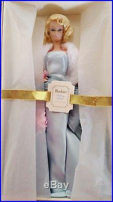 New DELPHINE Barbie SILKSTONE Doll in Box by Mattel