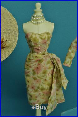 New Mint Bfmc A Day At The Races Silkstone Barbie Doll Outfit Only