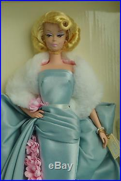 New Nrfb Delphine Silkstone Barbie Doll Fasion Model Collection Limited Edition
