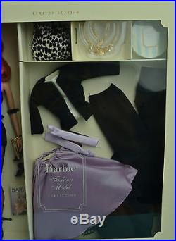 New Nrfb Dusk To Dawn Silkstone Barbie Doll Giftset Fashion Model Collection Le