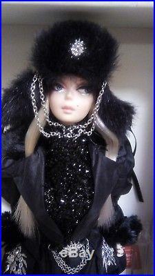 New Russian Verushka Silkstone Fashion Model Gold Label 4000 Made