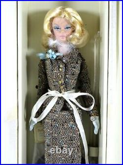 Nib Barbie Doll 2006 Fashion Model Silkstone Tweed Indeed J0958